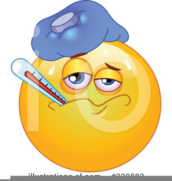 Download Free png Sick Face Clipart.