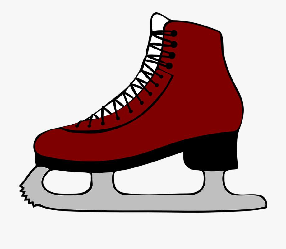 Skate Clipart Vintage.