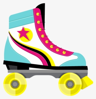 Free Roller Skating Clip Art with No Background , Page 4.