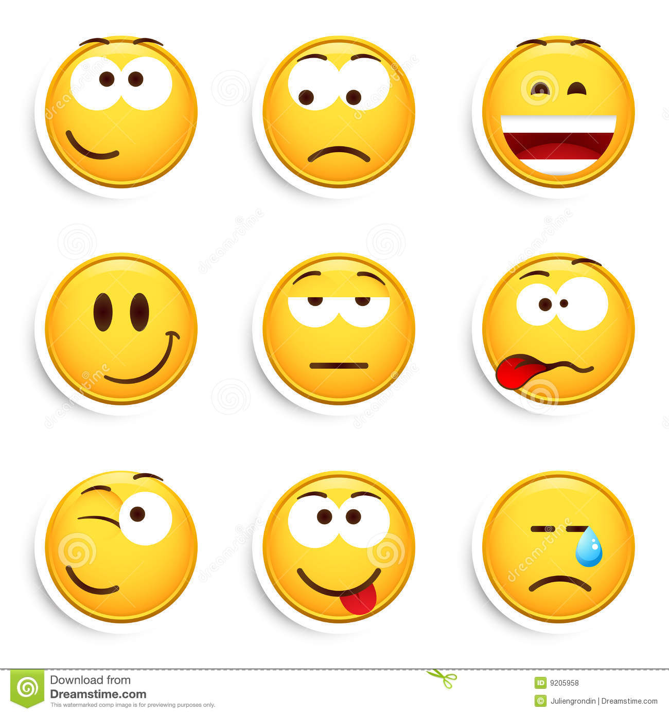 Free Clipart Smiley.