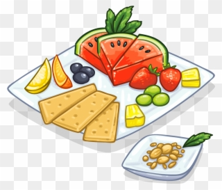 Free PNG Snack Food Clip Art Download.