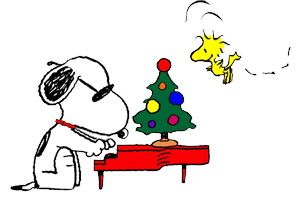 1673 Snoopy free clipart.