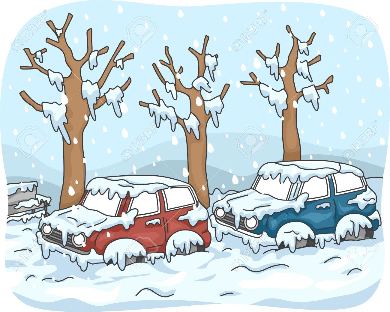 Clipart Winter Storm.