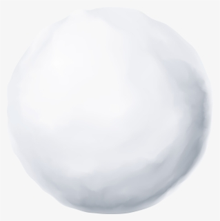 Free Snowball Clip Art with No Background.