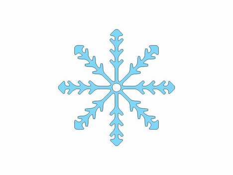 Snowflake Clipart Free Download & Snowflake Download Clip Art.