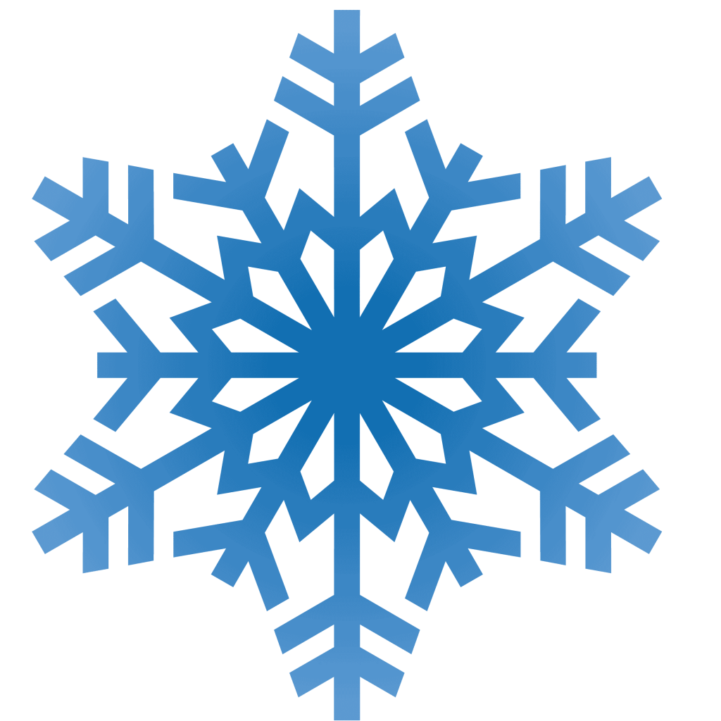 Best Snowflake Clipart #990.