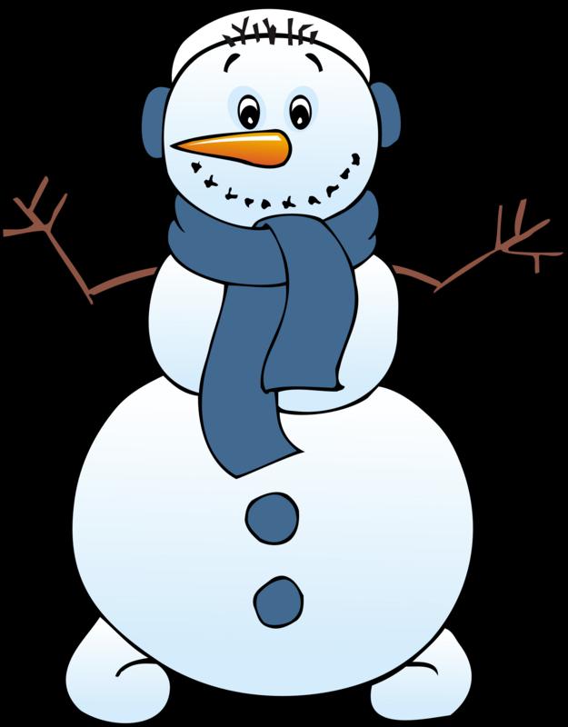 Snowman Clipart Microsoft.