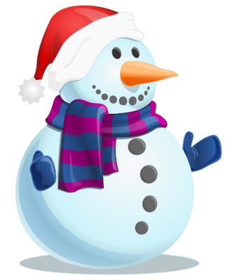 Snowman Clip Art Free Download.