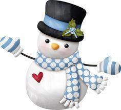 Free Clipart Snowman & Snowman Clip Art Images.