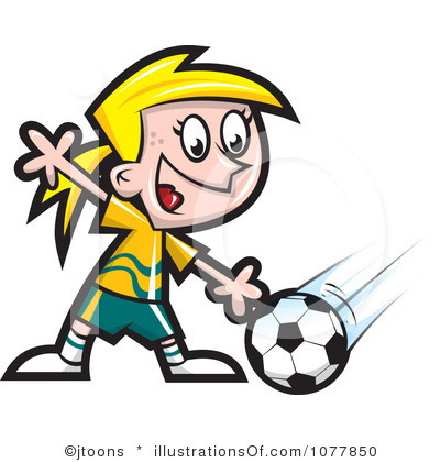 Free Clipart Soccer Images.
