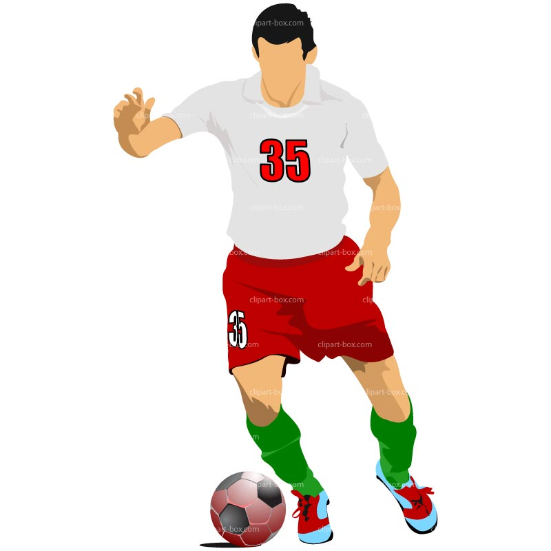 Free Soccer Player Cliparts, Download Free Clip Art, Free Clip Art.
