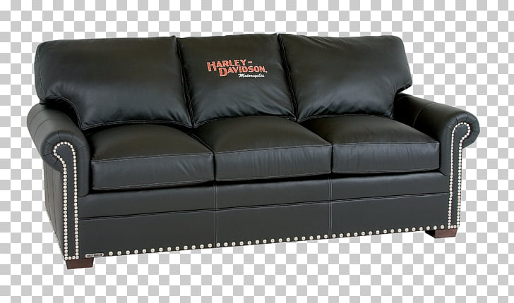 Loveseat Sofa bed Couch, King sofa PNG clipart.