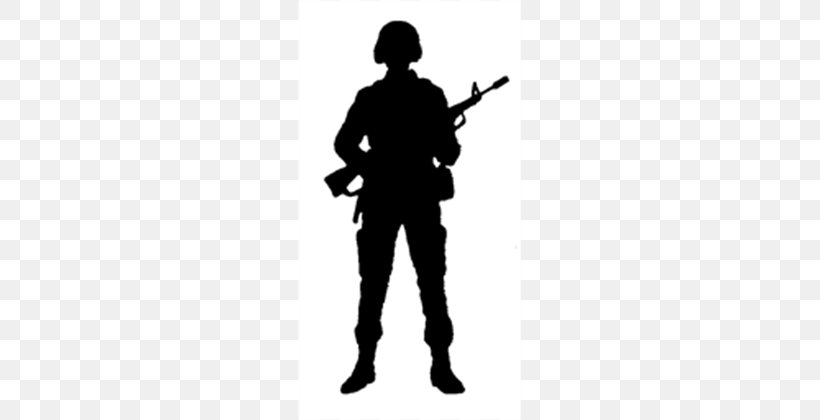 Soldier Silhouette Clip Art, PNG, 420x420px, Soldier, Army.