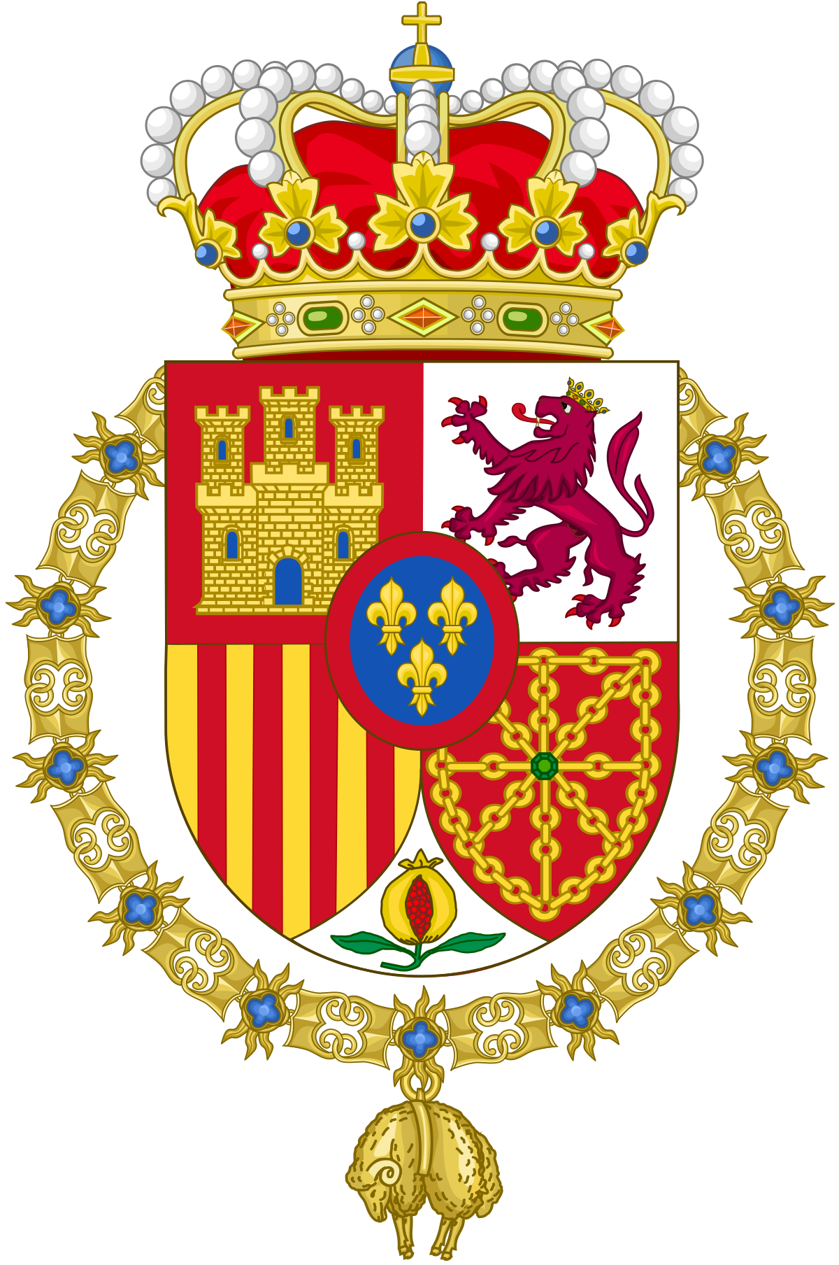 Monarchy of Spain.