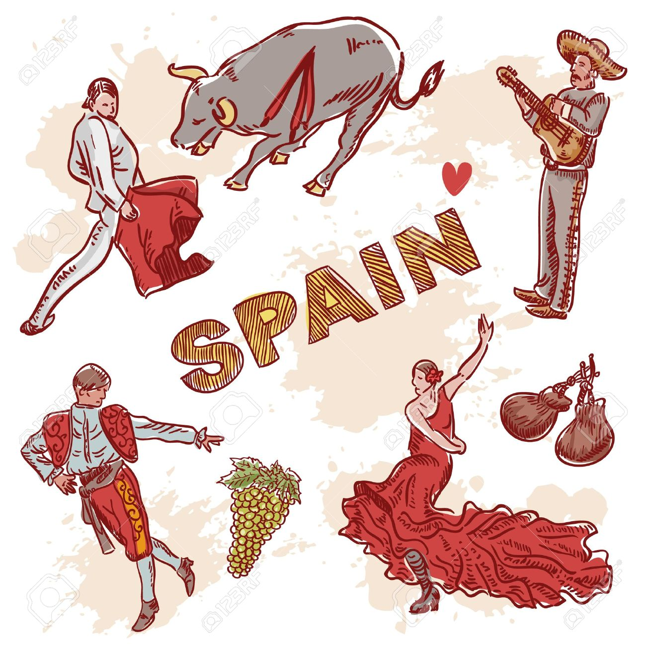 Spanish Culture Stock Photos Images. Royalty Free Spanish Culture.