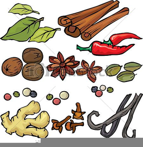Free Spice Clipart.