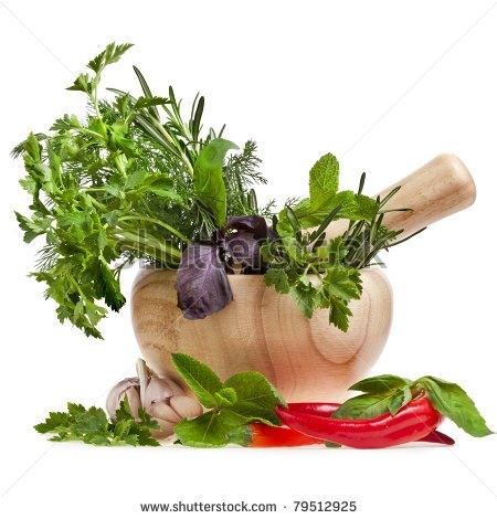 Free Clipart Herbs Spices.