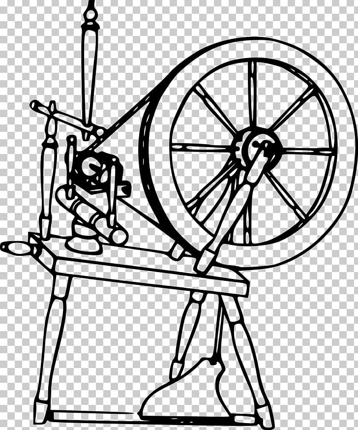 Spinning Wheel Drawing PNG, Clipart, Angle, Auto Part, Black.