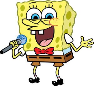 Free Clipart Spongebob Squarepants.
