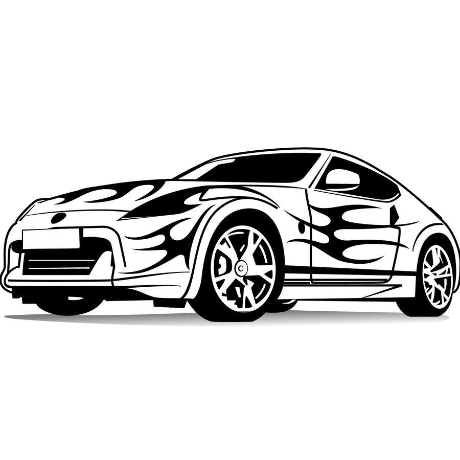 Free Sports Car Vector, Download Free Clip Art, Free Clip.