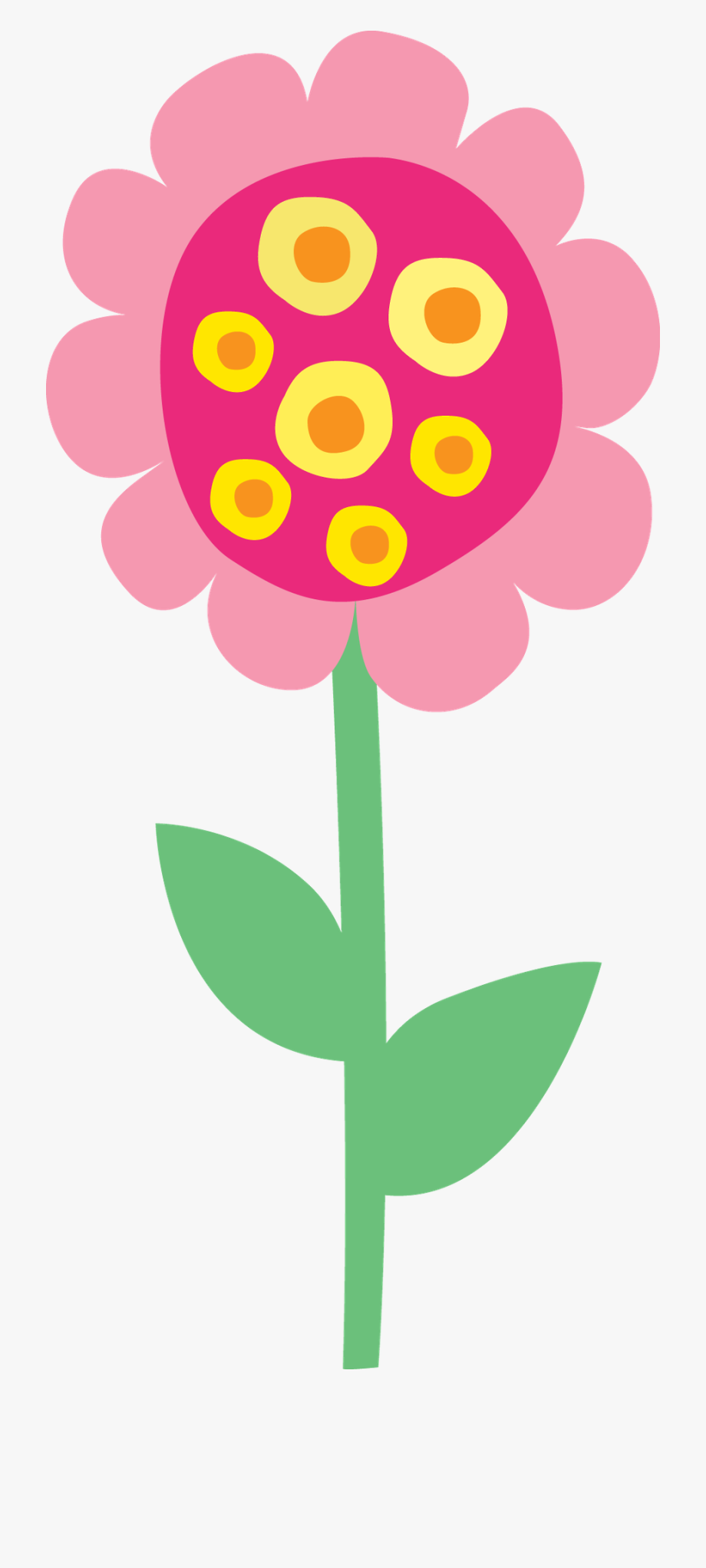 Spring Theme, Spring Is Here, Garden Clipart, Cute.