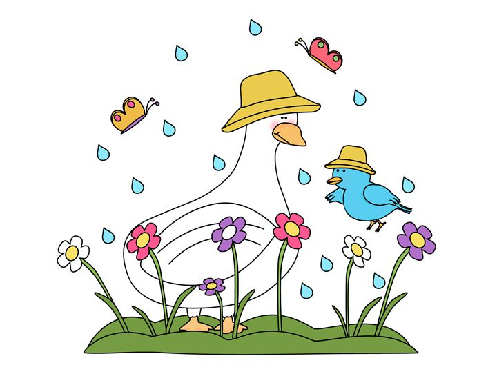 Free Spring Clip Art Images for All Your Projects.