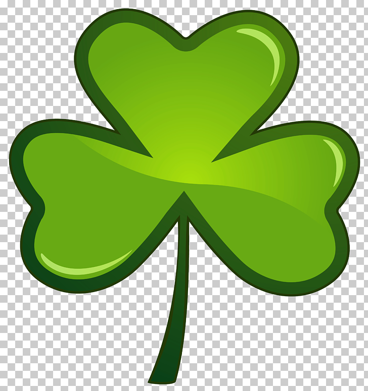 Saint Patricks Day Ireland , Clover Transparent PNG clipart.