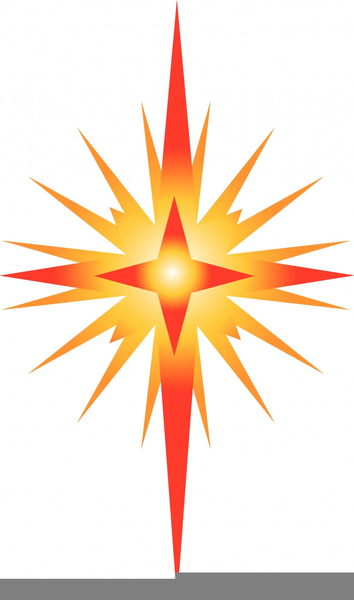 Star Of Bethlehem Clipart Free.
