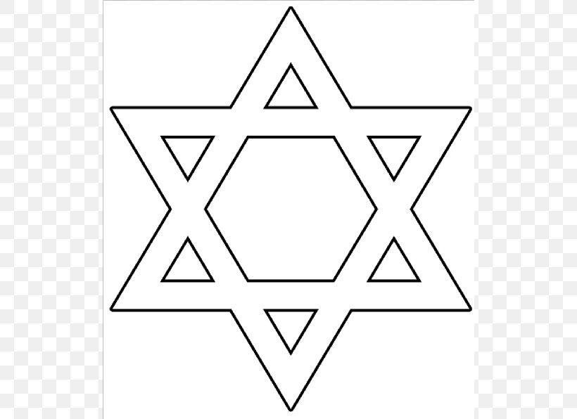 Star Of David Judaism Symbol Clip Art, PNG, 528x596px, Star.
