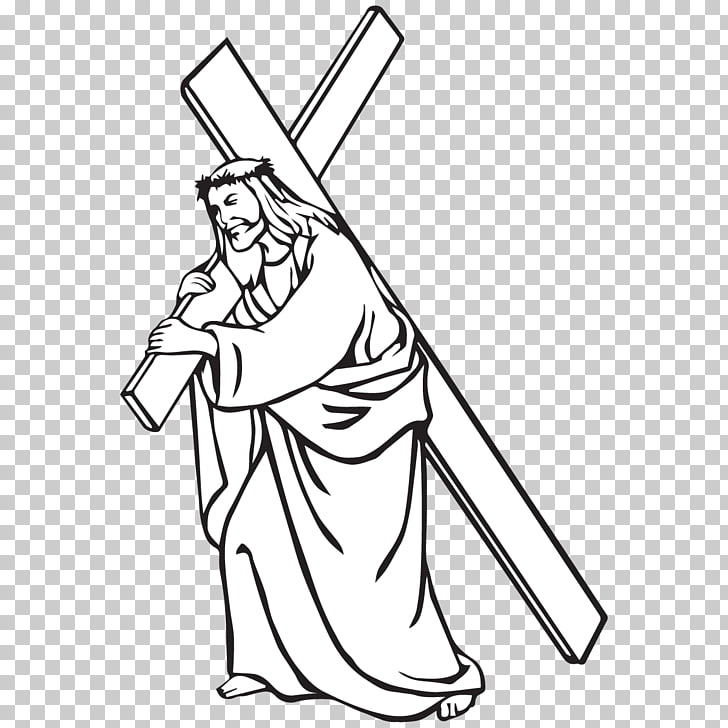 Bible Stations of the Cross Christian cross Carrying of the.