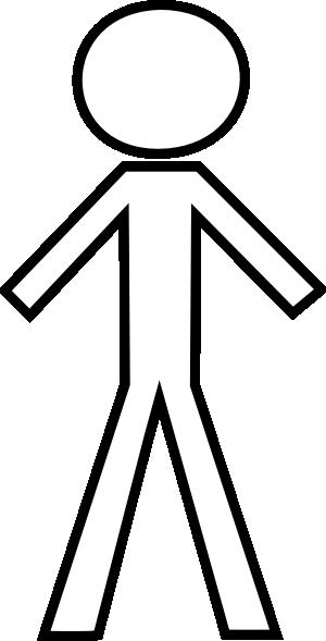 Stick figure clip art free clipart 2 image.