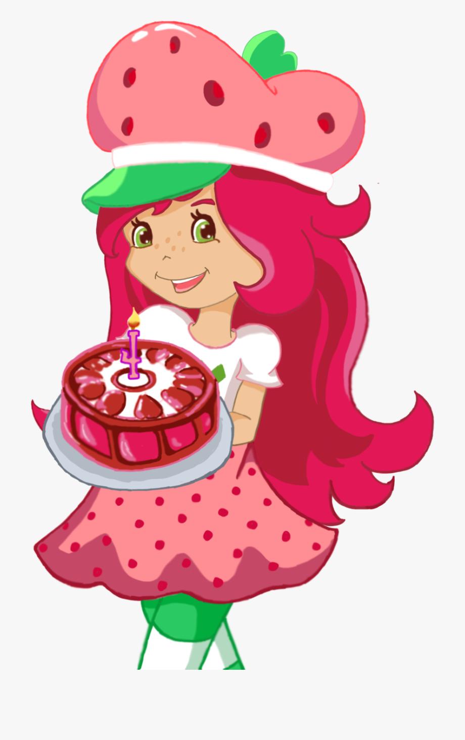 Strawberry Shortcake Recipes Hubs Clip Art.