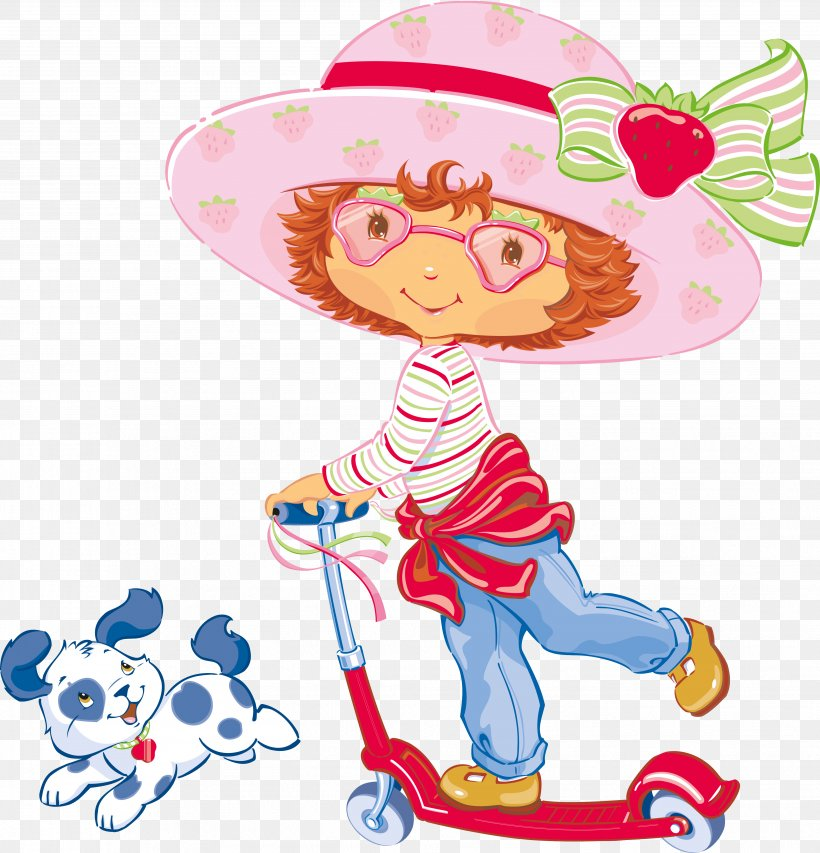 Shortcake Tart Strawberry Clip Art, PNG, 3916x4077px.