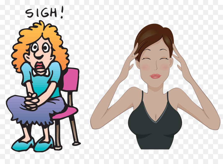 Free clipart stressed person 3 » Clipart Station.