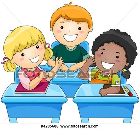 Student Discussion Clipart.