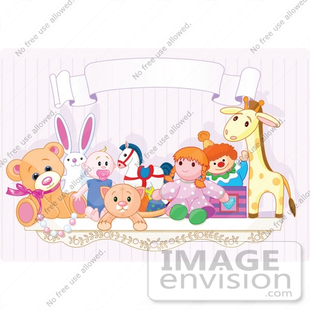 Stuffed Animal Clipart Free.
