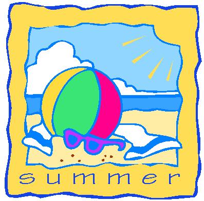 Free Clip Art Summer.