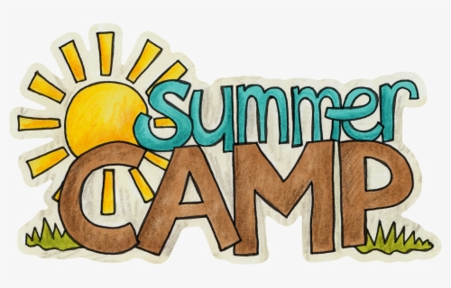 Free Summer Camp Clip Art with No Background.