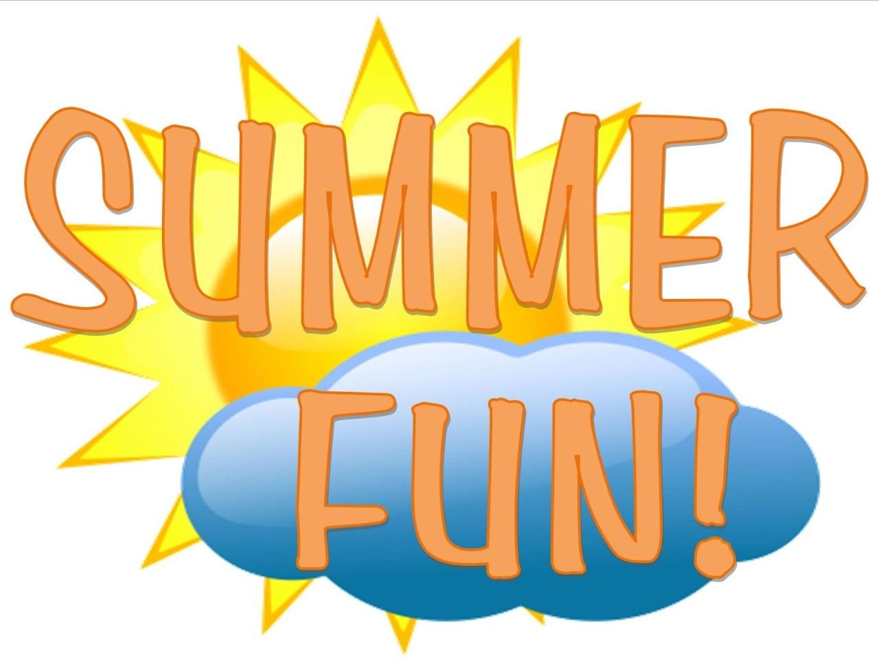 Free clipart summer fun 2 » Clipart Station.