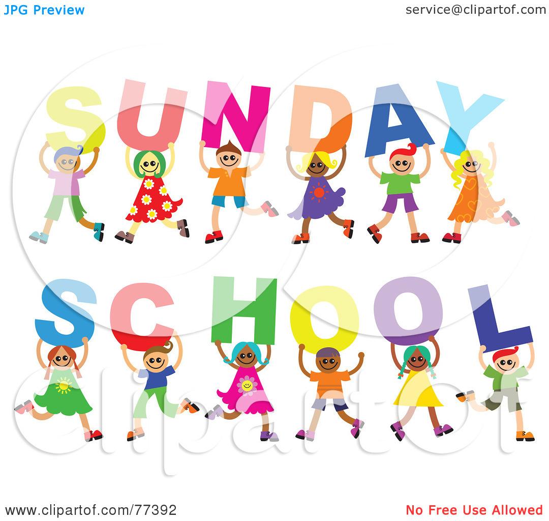 Sunday School Clip Art, Sunday Free Clipart.