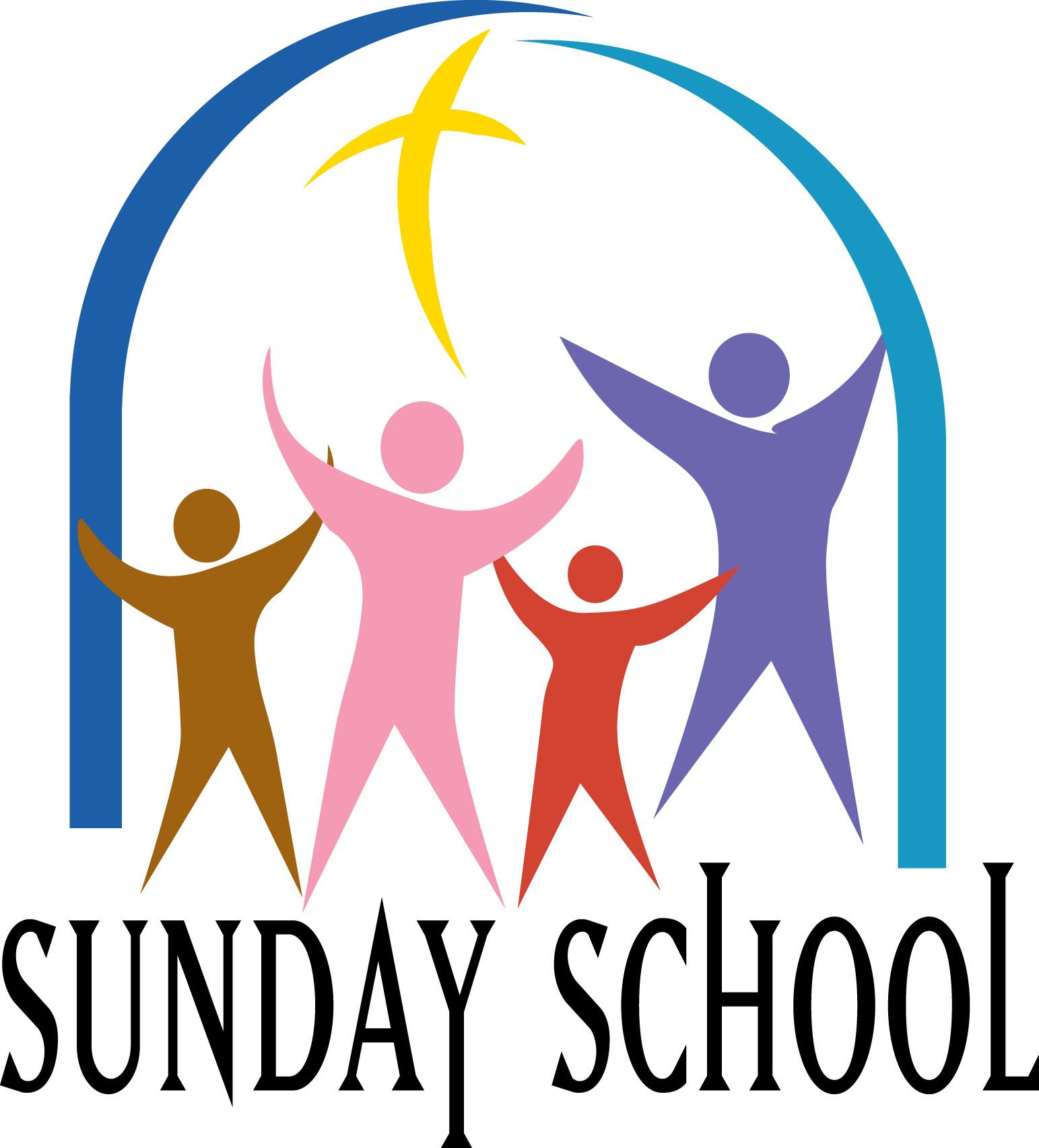 Sunday School Clipart.