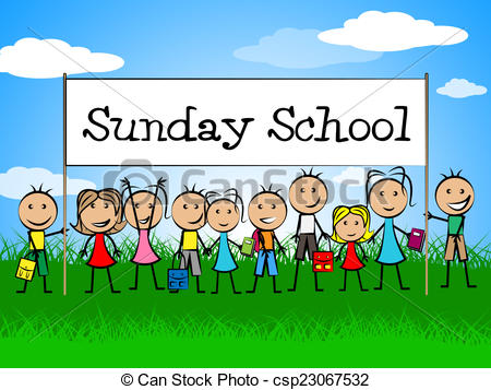 Free Clipart For Sunday School.