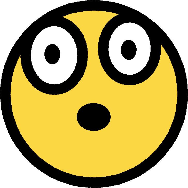 87+ Shocked Face Clip Art.