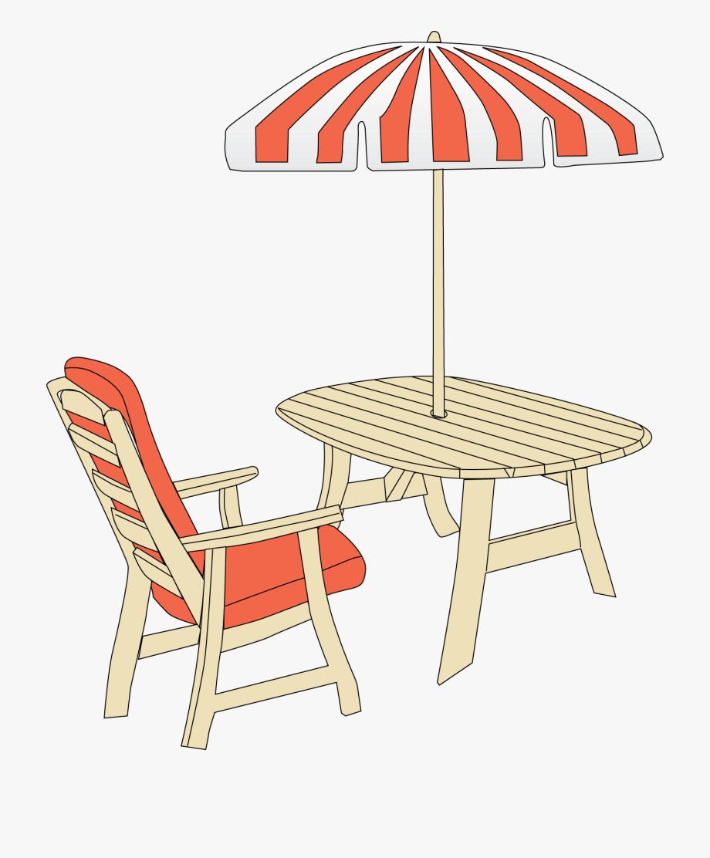 Patio Chair Clipart.