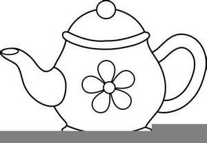Clipart Teapot Images.