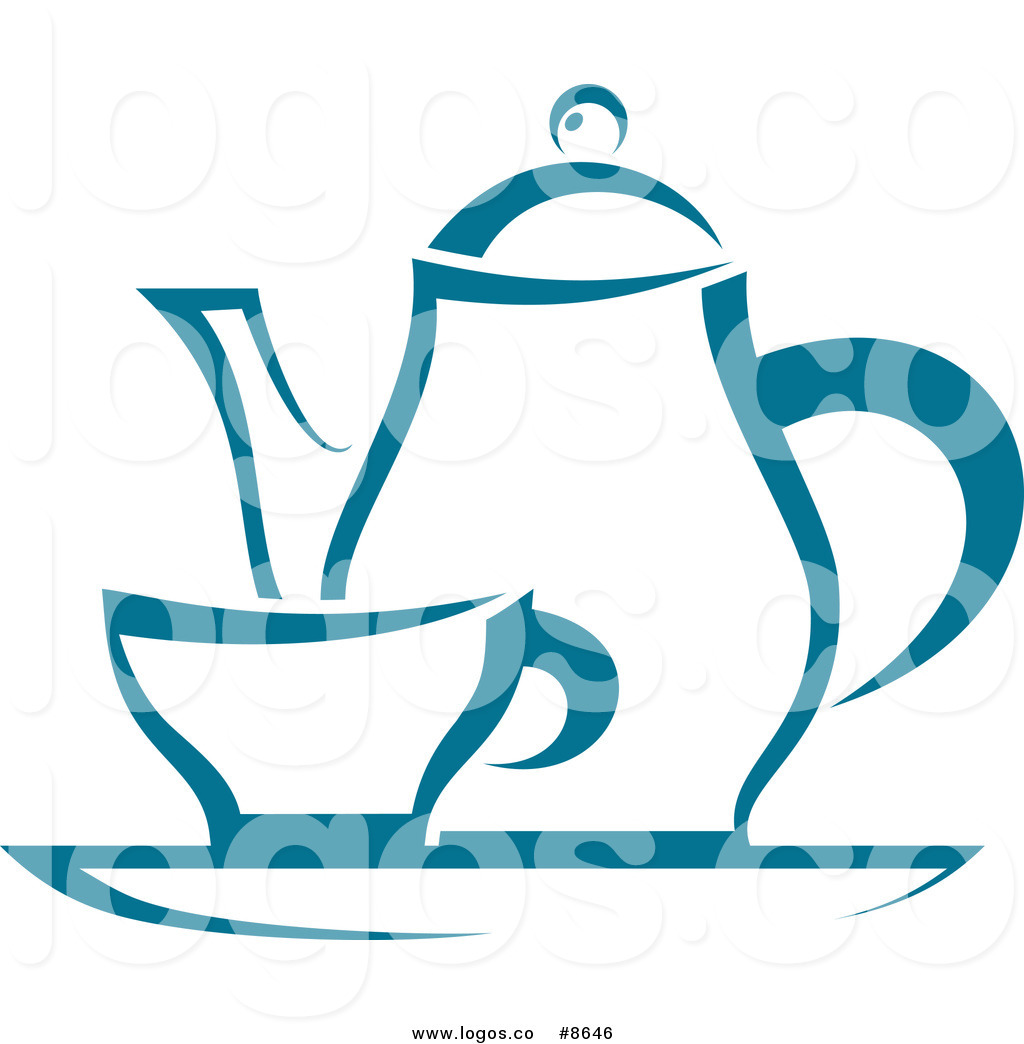 199 Tea Pot free clipart.