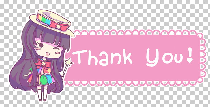 Thank You So Much PNG clipart.