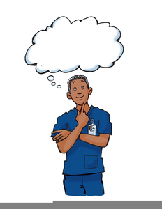 Free Clipart Of Person Thinking.
