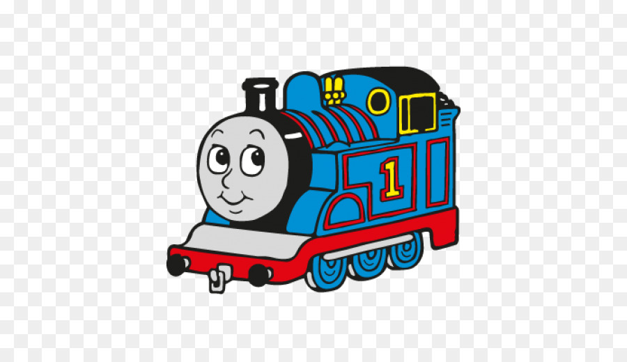 Thomas The Train Background png download.