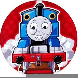 Free Clipart Thomas The Tank Engine.